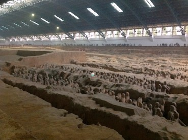 ICH017: The Terracotta Army – Part 1