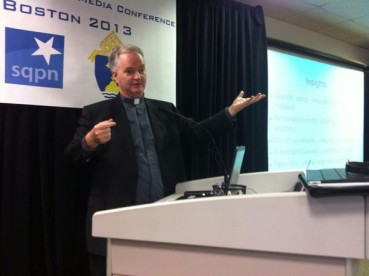 Msgr Paul Tighe to keynote at the CNMC in Boston