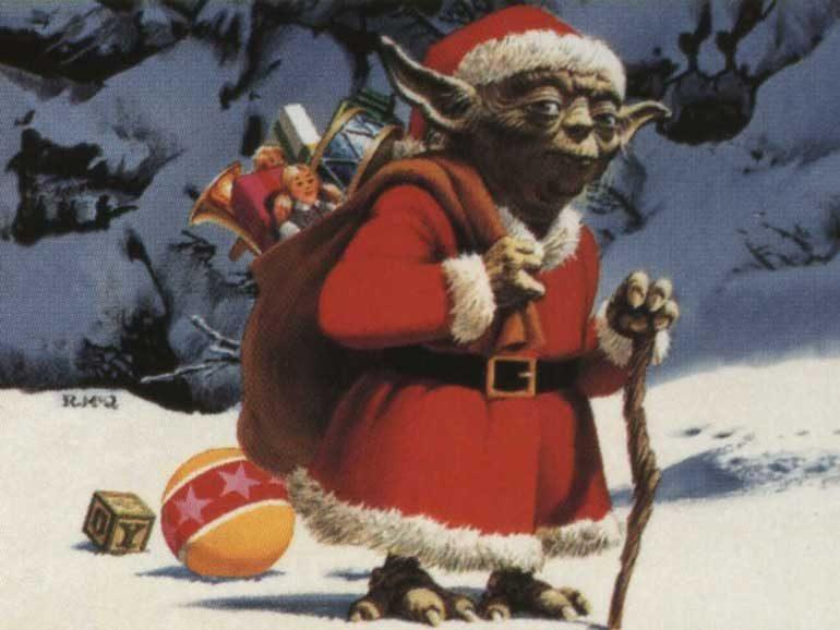 GKP007: A Merry, Geeky Christmas!