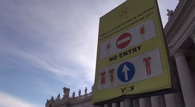 What Is The Vatican Dress Code?
