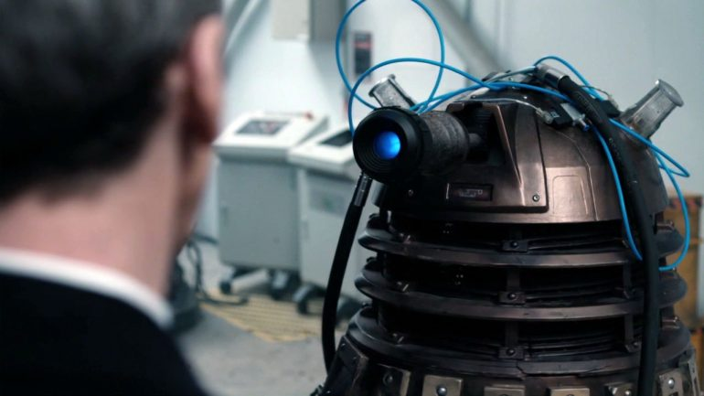 WHO002: Into the Dalek