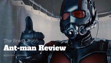 BFR965: Ant-man, Armada, Vidcon