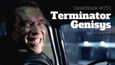GWK050: Terminator Genisys, Star Fleet Academy, Pluto and Marvel Phase 3