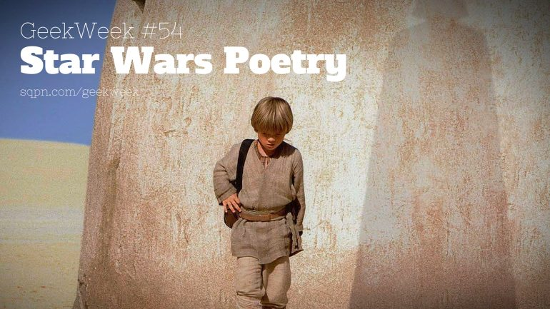 GWK054: Star Wars Poetry