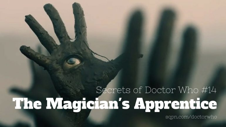 WHO014: The Magician's Apprentice