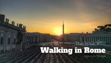WLK121: Walking in Rome