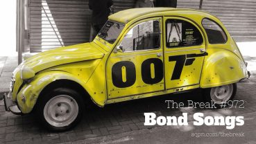 BFR972: Bond Songs