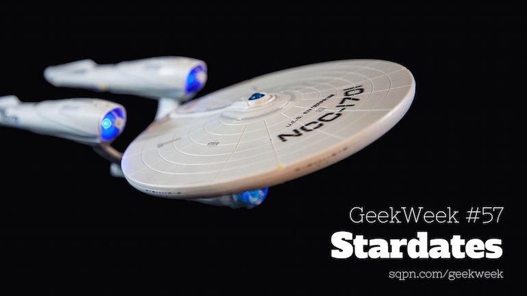 GWK057: Stardates