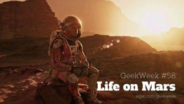 GWK058: Life on Mars