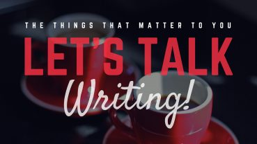 LT001: Let's Talk Writing