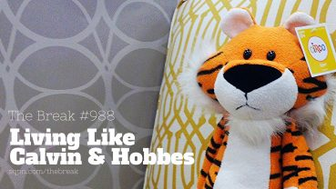 BFR988: Living Like Calvin and Hobbes