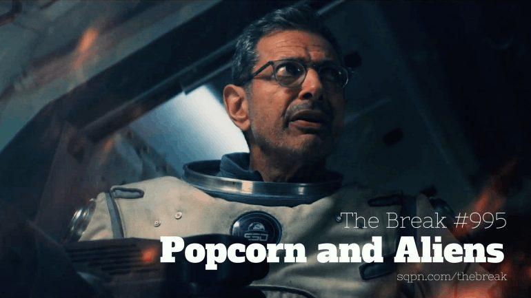 BFR995: Popcorn and Aliens