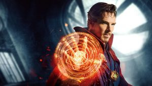 The Break: Doctor Strange, God and Money, One Note