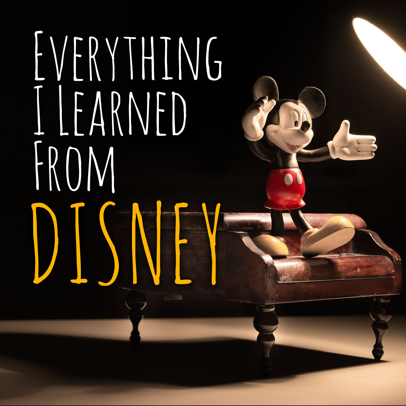 Everything I Learned From Disney
