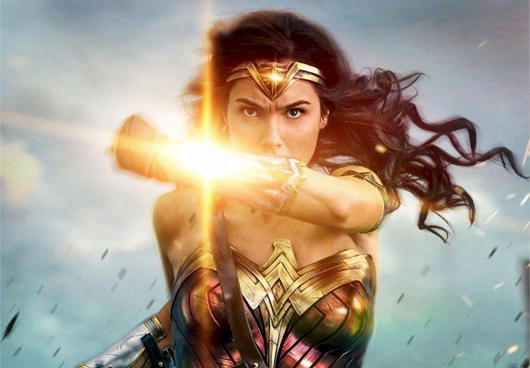 BFR1022: Wonder Woman
