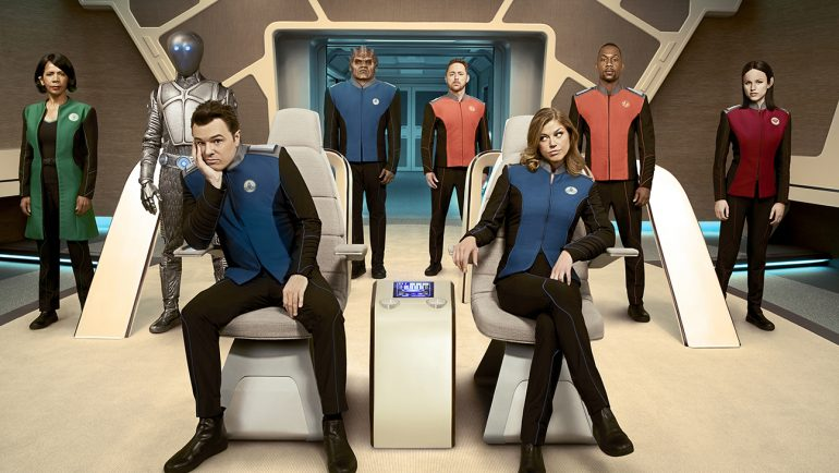 GWK064: Star Trek Discovery and The Orville