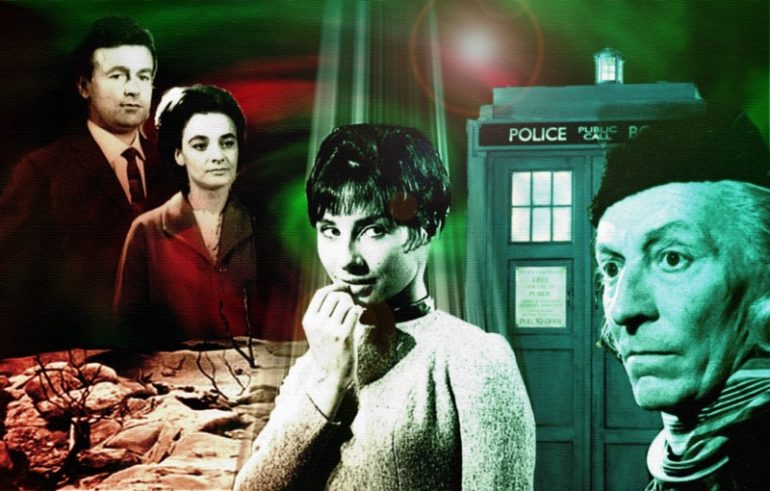WHO039: An Unearthly Child