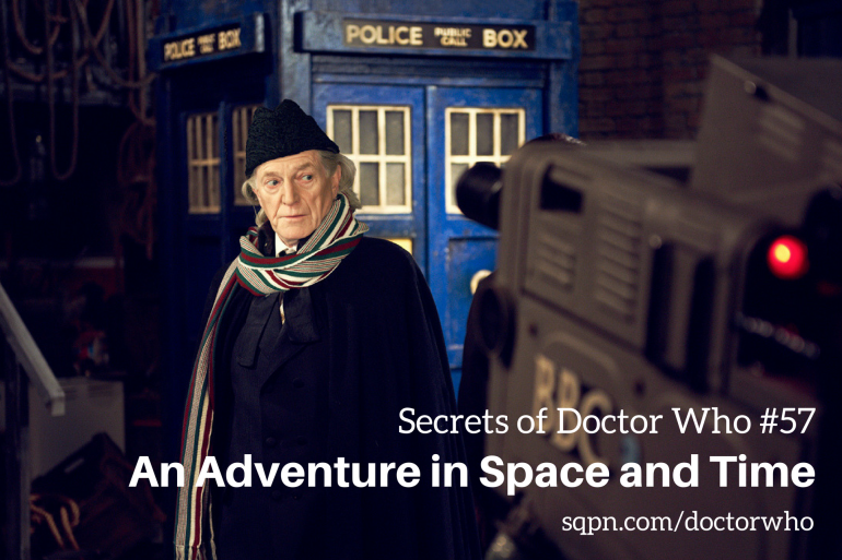 WHO057: An Adventure in Space and Time