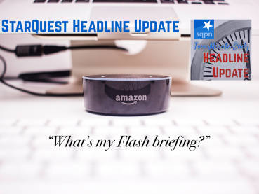 Listen to StarQuest Headlines on your Amazon Alexa Device