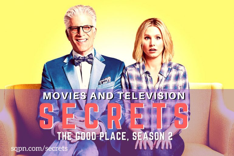 SCR013: The Secrets of The Good Place, Season 2