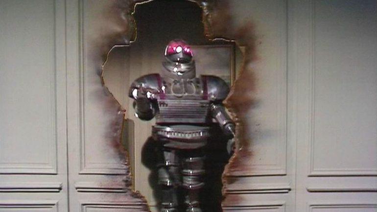 WHO072: Robot