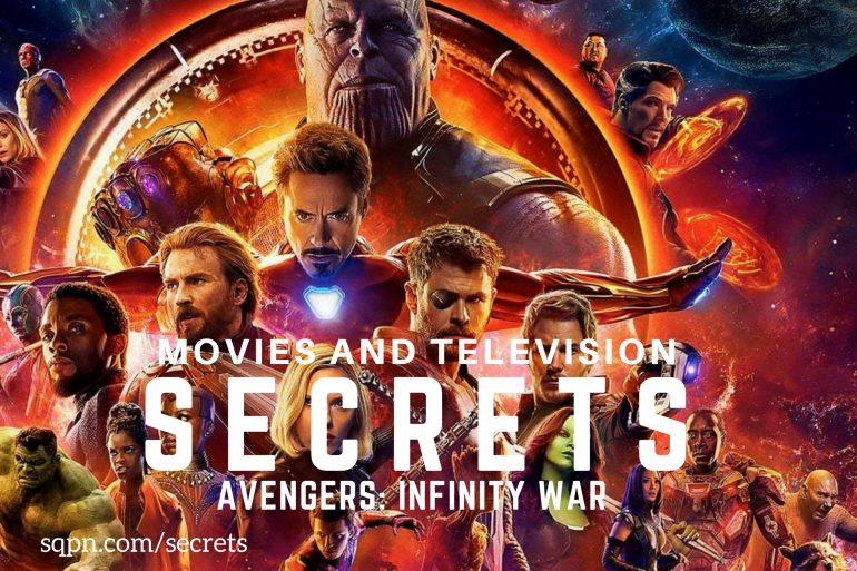 SCR017: Secrets of Avengers: Infinity War