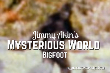 MYS003: Bigfoot