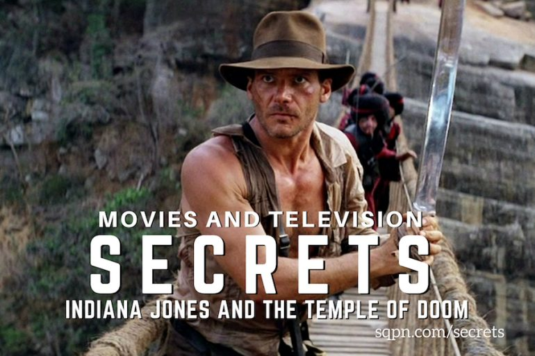 SCR022: The Secrets of Indiana Jones and the Temple of Doom