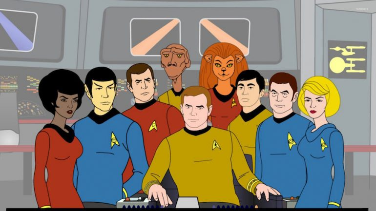 SST015: An Overview of the Animated Series