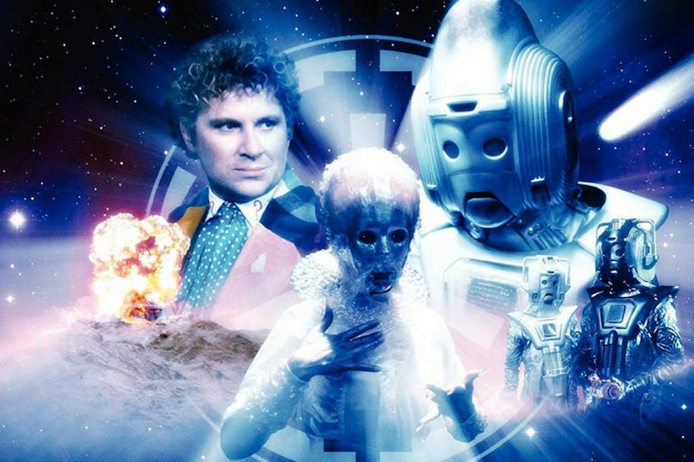 WHO093: Attack of the Cybermen