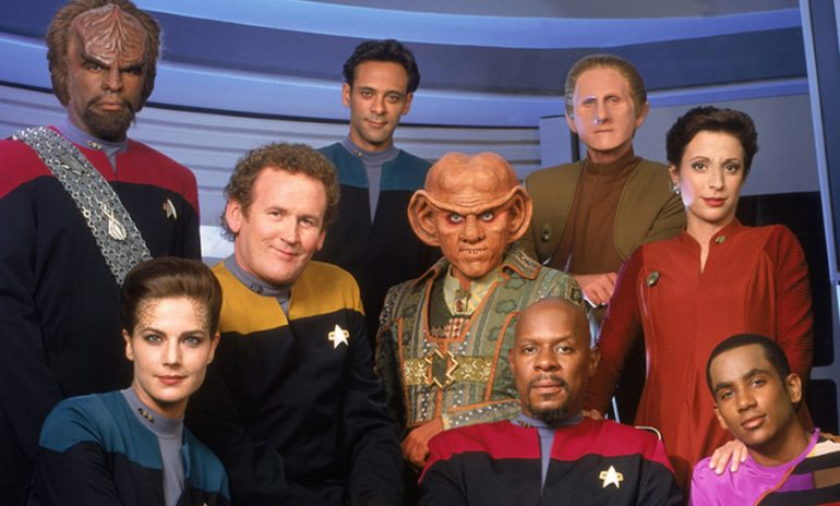 SST017: An Overview of Deep Space Nine