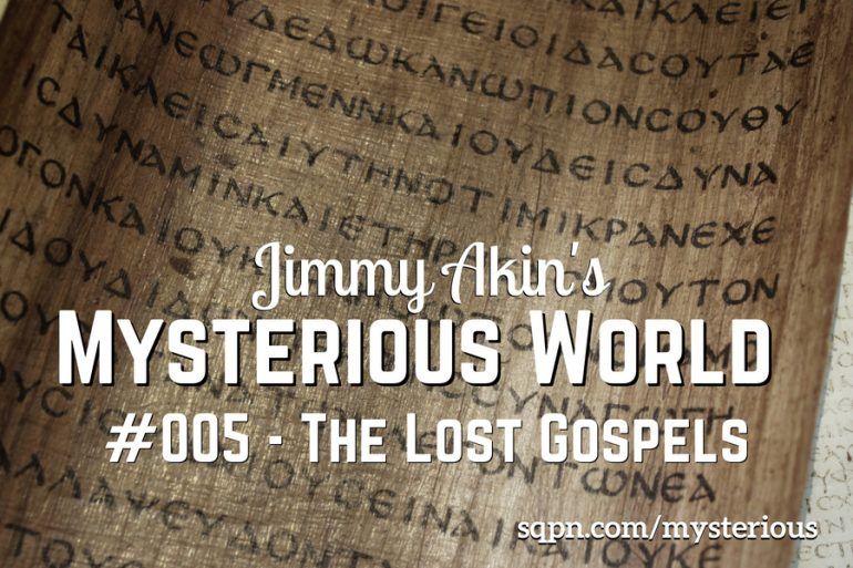 MYS005: The Lost Gospels