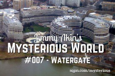 MYS007: Watergate