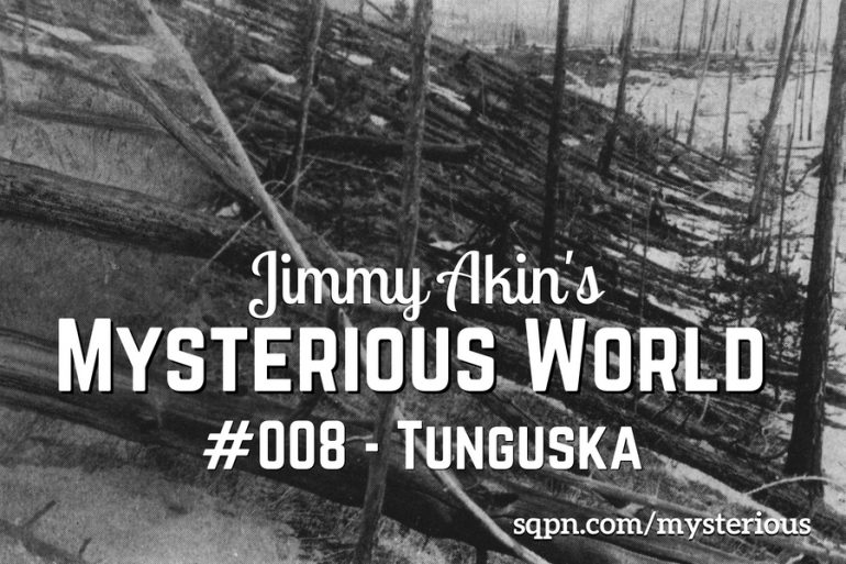 MYS008: Tunguska