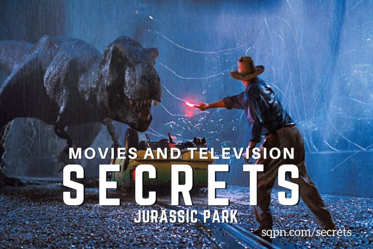 SCR024: The Secrets of Jurassic Park