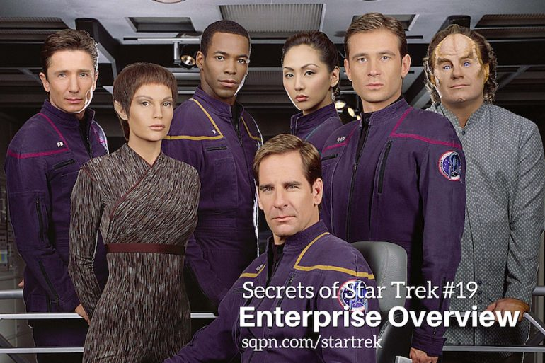 SST019: An Overview of Enterprise