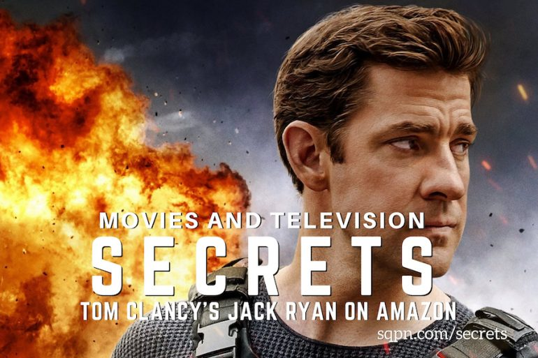 SCR027: The Secrets of Tom Clancy's Jack Ryan on Amazon
