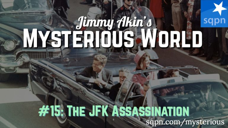 MYS015: Was  the JFK Assassination a Conspiracy?