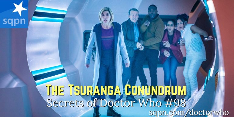 WHO098: The Tsuranga Conundrum