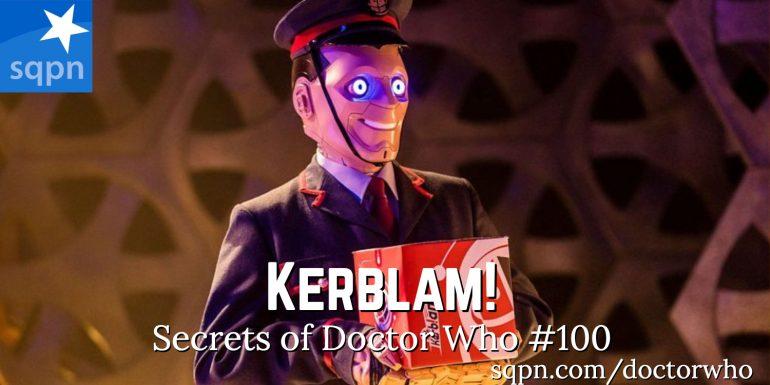 WHO100: Kerblam!