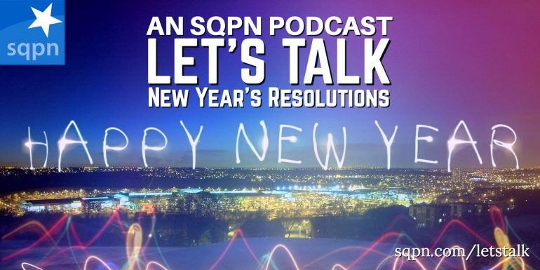 LTK032: Let's Talk about New Year's Resolutions