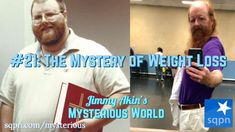 MYS021: The Mystery of Weight Loss