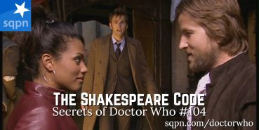 WHO104: The Shakespeare Code