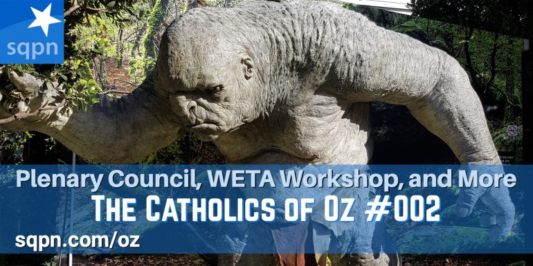 COZ002: The Oz Bishops Plenary, WETA Workshop, and more