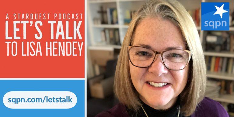 LTK039: Let's Talk with Lisa Hendey