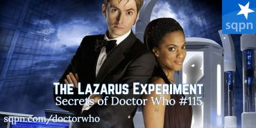 WHO115: The Lazarus Experiment