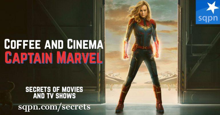 CNC001: Captain Marvel
