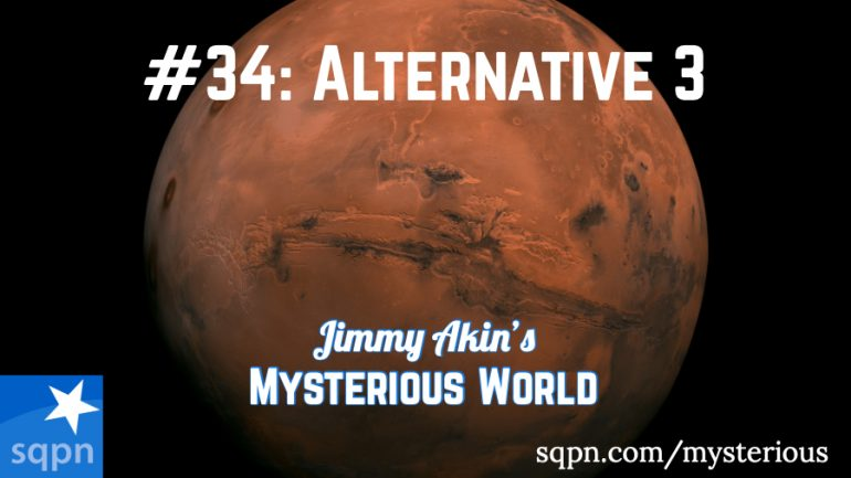 MYS034: Secret Space Program Alternative 003
