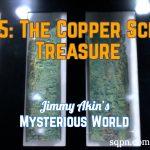 The Dead Sea Scrolls Treasure Map