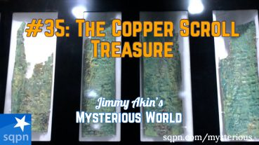 MYS035: The Dead Sea Scrolls Treasure Map (The Copper Scroll)